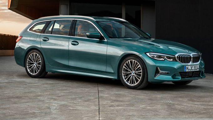 BMW Serie 3 Touring, bombarda in arrivo