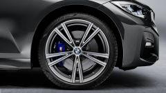 BMW Serie 3 Touring: dettaglio cerchi