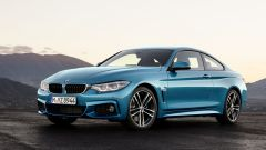 BMW Serie 4 2017, il nuovo frontale