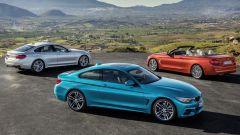 BMW Serie 4 2017, restyling per la gamma completa