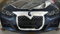 BMW Serie 4 2020, la foto leaked dell'anteriore