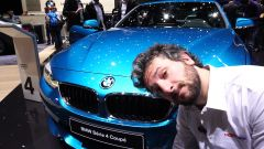 BMW Serie 4 Coupé 2017 e BMW Serie 4 Gran Coupé 2017: in video dal Salone di Ginevra 2017 - Immagine: 1