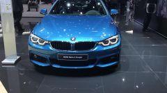 BMW Serie 4 Coupé 2017, Salone di Ginevra 2017, vista frontale
