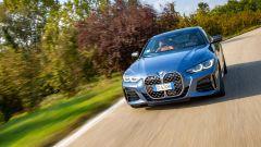 BMW Serie 4 Coupé 2020: la prova su strada in Piemonte