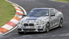 BMW Serie 4 Coupé 2020, vista 3/4 anteriore