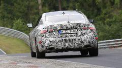 BMW Serie 4 Coupé 2020, vista posteriore