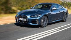 BMW Serie 4 Coupé, anche il diesel riceve la tecnologia mild hybrid