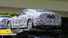 BMW Serie 4 Coupé 2020, le prime foto spia: foto gallery