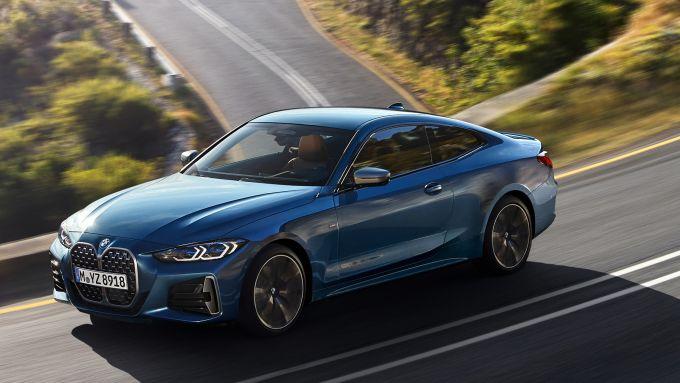 BMW Serie 4 Coupé: stile inconfondibile per la sportiva di Monaco
