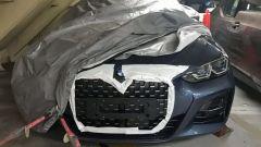 BMW Serie 4 Coupé: una delle foto del frontale