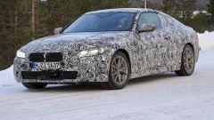 BMW Serie 4 Coupé: vista 3/4 anteriore