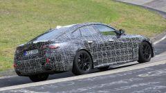BMW Serie 4 Gran Coupé 2020: il muletto pizzicato al Ring - Immagine: 3
