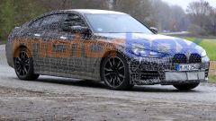 BMW Serie 4 GranCoupé 2021: nuove foto spia ed ultime news