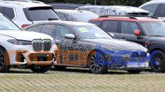 BMW Serie 4 GranCoupé: pizzicato il prototipo