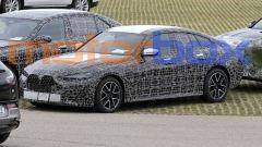 BMW Serie 4 GranCoupé: visuale di 3/4 anteriore
