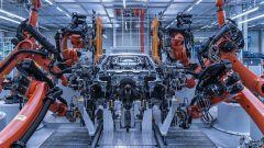 BMW Serie 5 2017: costruita con materiali leggeri, ha perso 100 chili