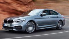 BMW Serie 5 2017: quanto è nuova la settima generazione? - Immagine: 11