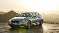 BMW Serie 5 2017: quanto è nuova la settima generazione? - Immagine: 13