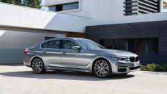 BMW Serie 5 2017: quanto è nuova la settima generazione? - Immagine: 16