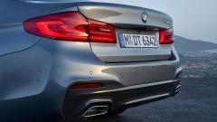 BMW Serie 5 2017: quanto è nuova la settima generazione? - Immagine: 19