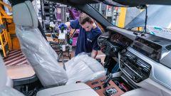 BMW Serie 5 2017: quanto è nuova la settima generazione? - Immagine: 41