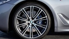 BMW Serie 5 2017: i cerchi