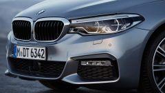 BMW Serie 5 2017: i led sono di serie