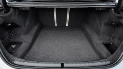 BMW Serie 5 2017: il bagagliaio misura 530 litri