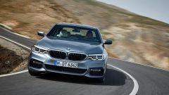 BMW Serie 5 2017: in arrivo a febbraio