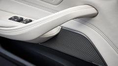 BMW Serie 5 2017: la maniglia della porta
