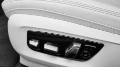 BMW Serie 5 2017: la regolazione automatica dei sedili