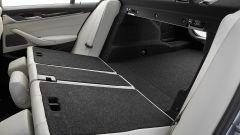 BMW Serie 5 2017: lo schienale frazionabile 40:20:40