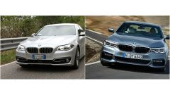 BMW Serie 5 2017: quanto è nuova la quinta generazione?