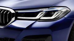 BMW Serie 5 2020 Sedan: come si presentano i nuovi gruppi ottici anteriori