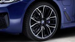 BMW Serie 5 2020 Sedan: i cerchi in lega Air Performance