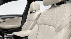 BMW Serie 5 2020 Sedan: i nuovi rivestimenti per i sedili