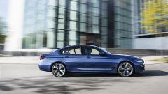BMW Serie 5 2020 Sedan: visuale laterale