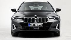 BMW Serie 5 2020 Touring: il frontale
