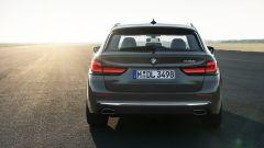 BMW Serie 5 2020 Touring: il posteriore