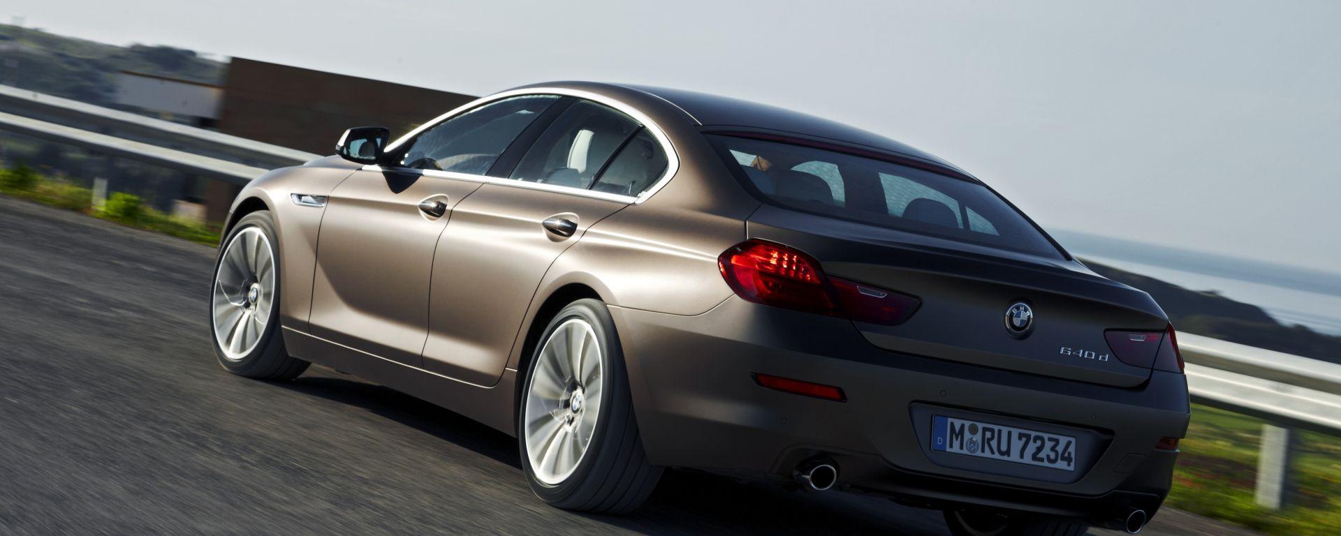 BMW Serie 6 Gran Coupé, ora anche in video