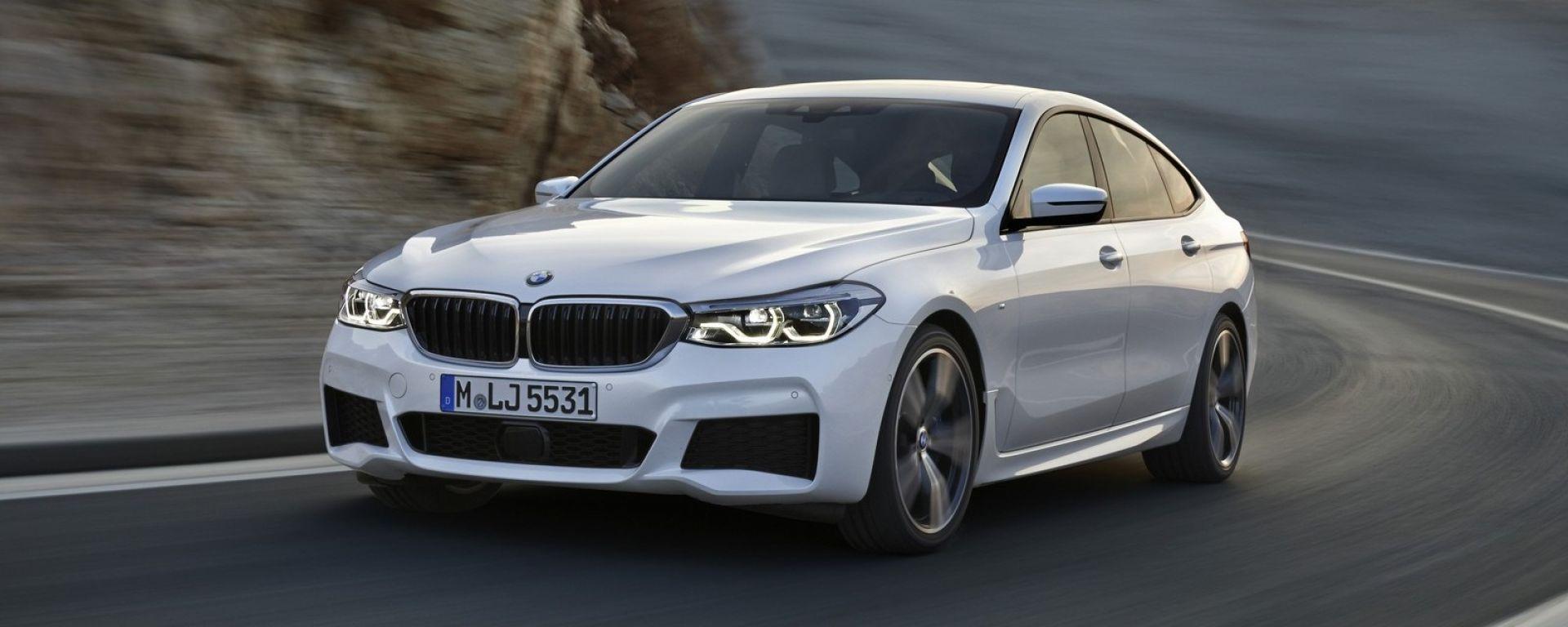 BMW Serie 6 Gran Turismo: addio coupé, viva i viaggi