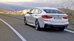 BMW Serie 6 Gran Turismo: addio coupé, viva i viaggi - Immagine: 3