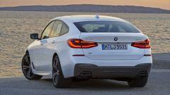 BMW Serie 6 Gran Turismo: addio coupé, viva i viaggi - Immagine: 4