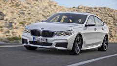 BMW Serie 6 Gran Turismo: addio coupé, viva i viaggi - Immagine: 10