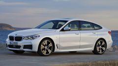 BMW Serie 6 Gran Turismo: addio coupé, viva i viaggi - Immagine: 13