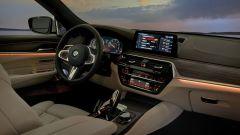 BMW Serie 6 Gran Turismo: addio coupé, viva i viaggi - Immagine: 16