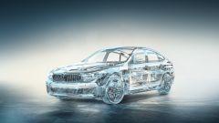 BMW Serie 6 Gran Turismo: addio coupé, viva i viaggi - Immagine: 27