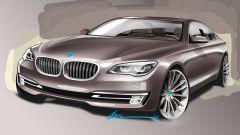 BMW Serie 7 2013, nuove immagini - Immagine: 143