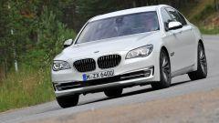 BMW Serie 7 2013, nuove immagini - Immagine: 17