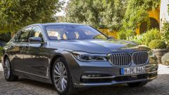 BMW Serie 7 2016 - Immagine: 18